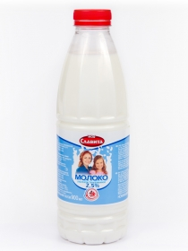 UHT Milk with mass fraction of fat 2.5%